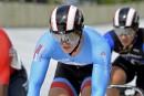 Cyclisme: le Madelinot Hugo Barrette devra passer par le repêchage