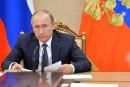 JO-2016: «Pas de place pour le dopage dans le sport», insiste Poutine