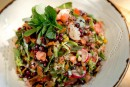 Recette: salade fattouch