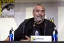 Luc Besson fait sensation au Comic-Con de San Diego