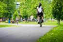 Haut-Saint-François : un projet de piste cyclable de 98 km à l'étude