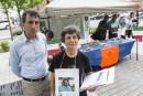 Khadir et des militants entament une grève de la faim symbolique