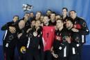 Les volleyeurs canadiens en route pour Rio