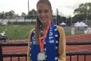 La sprinteuse Audrey Leduc ouvre son compteur