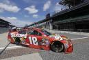Coupe Sprint: Kyle Busch décroche la pole à Brickyard