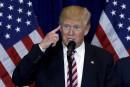 Davantage de contrôles pour les Français venant aux États-Unis, dit Trump