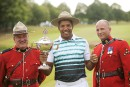 Jhonattan Vegas remporte l'Omnium canadien de golf
