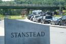 les Québécois en vacance passent par Stanstead