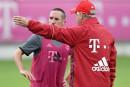 Bayern Munich: Ribéry encense Ancelotti