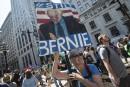 Sanders appelle à voter Clinton contre Trump le «démagogue»