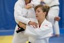 La judoka Catherine Beauchemin-Pinard vise un podium à Rio