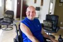 Direction Mexique pour un homme quadriplégique