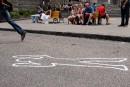 Coup d'éclat artistique dans Saint-Roch