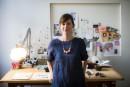 Isabelle Arsenault: la trame d'une vie