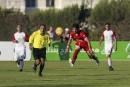 Rare match de soccer entre des équipes de Gaza et de Cisjordanie