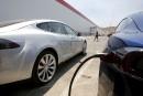 Tesla ouvre sa giga-usine de batteries