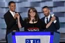 La mère d'une victime d'Orlando fait pleurer la convention démocrate