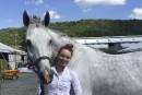 International Bromont:Lucy Deslauriers en terrain connu
