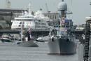 Mer de Chine: Pékin et Moscou vont mener des exercices navals