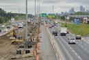 Des chantiers routiers affectés par des moyens de pression