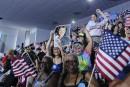 Clinton et Trump reprennent la route après les conventions