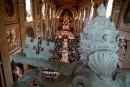 Des représentants musulmans dans des églises d'Italie