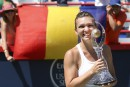 Simona Halep remporte la Coupe Rogers