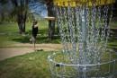 La Base plein air André-Nadeau accueillerait le disc-golf