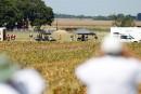 Accident au Texas: la montgolfière aurait touché une ligne électrique