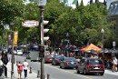 Un membre des Hells de Montréal arrêté sur Grande Allée... pour un taxi