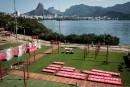 Course contre la montre à Rio