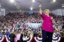 Clinton devance largement Trump dans de nouveaux sondages