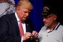 Nouvelle polémique de Trump, autour d'une décoration militaire