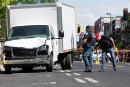 Piétonnes happées sur Parc:Montréal dit avoir sécurisé l'intersection