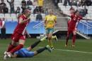 Soccer féminin:victoires du Canada, de la Suède et du Brésil en amorce du tournoi