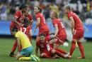 Soccer féminin: bon départ pour les Canadiennes