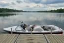 Lac des Nations : la cote D à 11 reprises