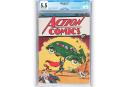Une rare BD montrant Superman vendue près de 1M$
