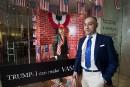 Un designer canadien crée des cravates invitant les gens à «lâcher Trump»