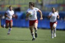 Rugby féminin: le Canada écrase le Japon et le Brésil