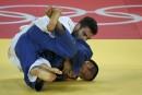 Judo: le bronzeéchappe àAntoine Bouchard