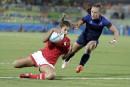 Rugby: les Canadiennesen demi-finale
