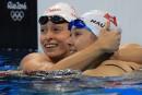 Katerine Savard qualifiée pour les demi-finales