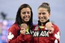 Bronze pour Roseline Filion et Meaghan Benfeito: la médaille de l'amitié