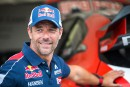 Sébastien Loeb, superstar en Europe, a bien aimé son congé de célébrité au Québec