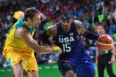 Basketball: les Américains résistent à l'Australie