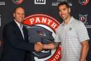 Pascal Dupuis devient le nouvel ambassadeur des Panthères du CMI