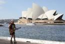 Travaux en vue à l'Opéra de Sydney