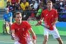 Daniel Nestor et Vasek Pospisiljoueront pour le bronze