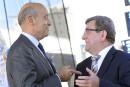 Labeaume milite pour Juppé:«ça ne le regarde pas», réagit Guérette